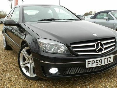 used Mercedes CLC200  CLC 2.1CDI Sport 2dr 2 KEYS+LEATHER SEATS