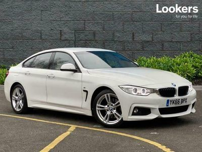 used BMW 430 Gran Coupé 4 SERIES I M Sport 5Dr [Professional Media]