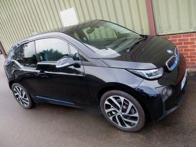used BMW i3 5dr