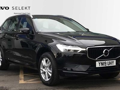 used Volvo XC60 D4 AWD Momentum Automatic (Sat Nav, Full Leather) diesel estate