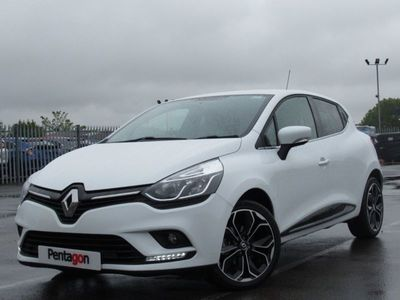 used Renault Clio 1.5 dCi Iconic (s/s) 5dr