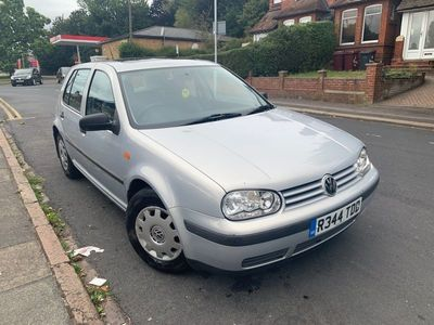 used VW Golf 1.6 S 5dr