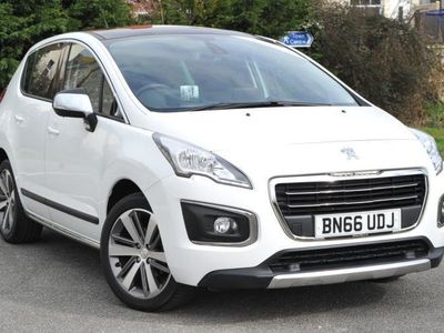 used Peugeot 3008 1.6 BlueHDi Allure (s/s) 5dr