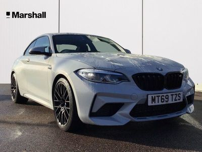 used BMW M2 M2Competition 2dr DCT