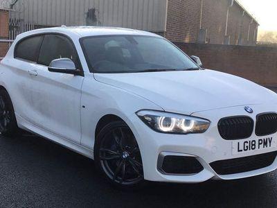 used BMW M140 1 SERIES 2018 SunderlandShadow Edition 3dr Step Auto