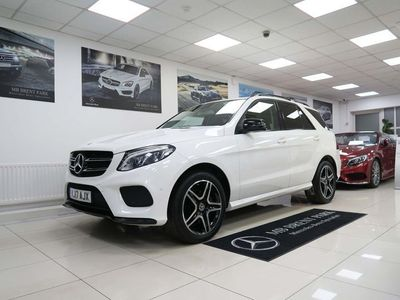 used Mercedes GLE350 Gle Class 3.0V6 AMG Line G-Tronic 4MATIC (s/s) 5dr