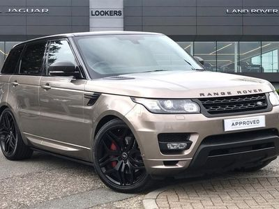 used Land Rover Range Rover Sport 2016 Springfield 3.0 Sdv6 [306] Autobiography Dynamic 5Dr Auto