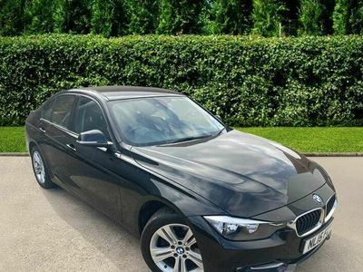 used BMW 320 3 Series d Sport 4dr [Business Media]