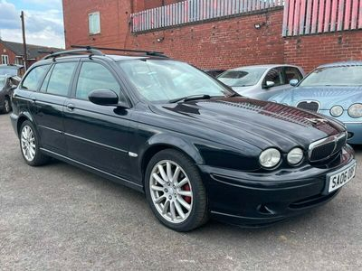 used Jaguar X-type 2.0d S 5dr [Euro 4] Part x to clear no warranty / MOT Feb 22 / call