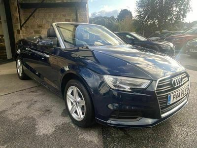 used Audi A3 Cabriolet TFSI SE Manual 2-Door