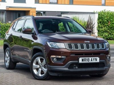 used Jeep Compass 1.6 MultiJetII Longitude (s/s) 5dr