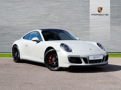 used Porsche 911 Carrera 4 GTS