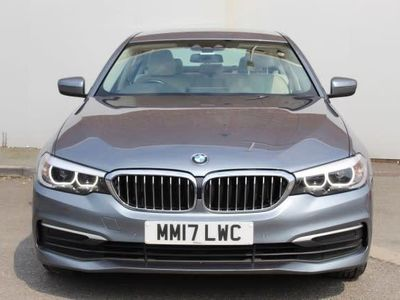 used BMW 520 5 SERIES 2.0 D SE 4DR AUTOMATIC