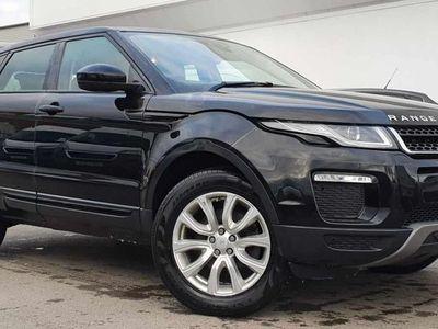used Land Rover Range Rover evoque 2.0 Td4 Se Tech 5Dr Auto