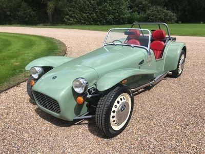 used Caterham Seven 0.6 160 S3 2dr