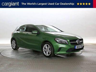 used Mercedes A180 1.5 d Sport Premium