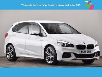 used BMW 220 2 Series d M Sport 5dr Leather Seats 2.0