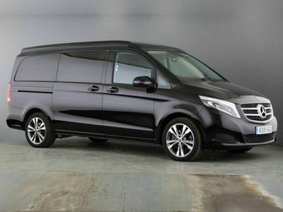 used Mercedes V220 V Class 2.0AMG Line Marco Polo G-Tronic+ LWB EU6 (s/s) 4dr