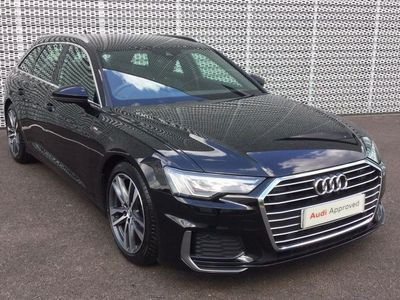 used Audi A6 40 TDI S Line 5dr S Tronic Automatic