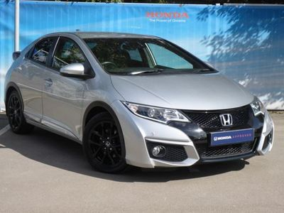 used Honda Civic 1.8 i-VTEC Sport 5dr Auto