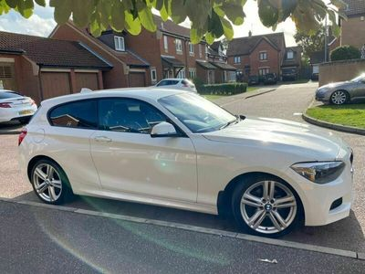 used BMW 120 1 Series 2.0 d M Sport Sports Hatch 3dr