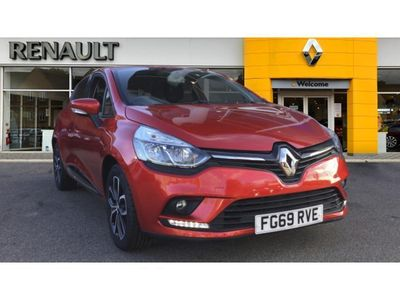 used Renault Clio 2019 Mansfield 0.9 TCE 90 Play 5dr Petrol Hatchback