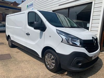 used Renault Trafic 1.6dCi LL29 115 Business Low Roof Van