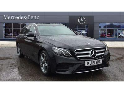 used Mercedes E220 E CLASS 2019 SloughAMG Line 5dr 9G-Tronic Diesel Estate