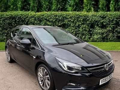 used Vauxhall Astra 1.6 CDTi ecoTEC BlueInjection (110 PS) SRi Nav 5dr Hatch [£0 RFL] Hatchback 2015