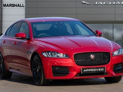 used Jaguar XF 2.0d [180] R-Sport 4dr Auto AWD