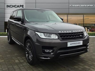 used Land Rover Range Rover Sport 2016 Fulwood 3.0 SDV6 [306] Autobiography Dynamic 5dr Auto