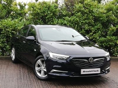 used Vauxhall Insignia 1.5T [165] Design 5Dr