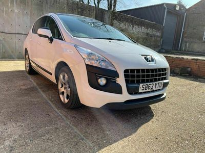 used Peugeot 3008 1.6 VTi Active 5dr
