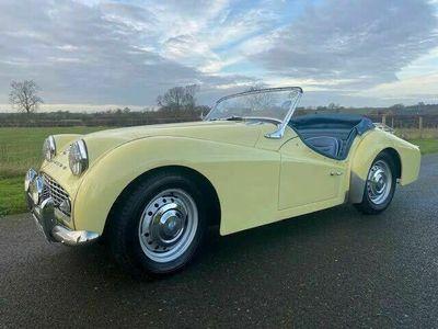 used Triumph TR3 A