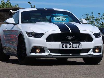 used Ford Mustang GT 5.0 V8 Fastback SelShift 2dr