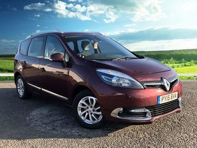 used Renault Grand Scénic 1.5 Dci Dynamique Tomtom 5Dr Edc