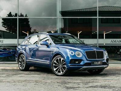used Bentley Bentayga 4.0d V8 Auto 4WD (s/s) 5dr