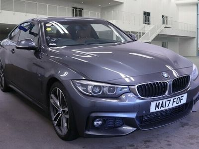used BMW 420 4 Series d [190] M Sport 2dr Auto [Professional Media] For Sale Reg:MA17 FOF