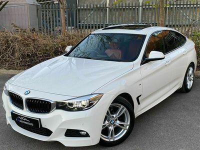 used BMW 320 Gran Turismo 3 Series Gran Turismo 2.0 i M Sport Auto (s/s) 5dr