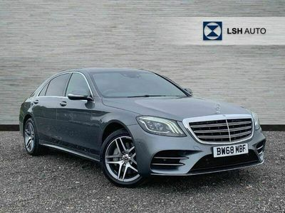 used Mercedes S450 S Class 3.0EQ Boost AMG Line G-Tronic+ (s/s) 4dr