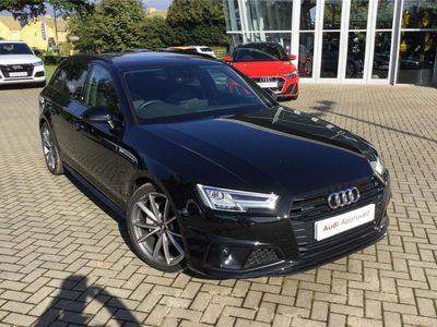 used Audi A4 40 TDI Quattro Black Edition 5dr S Tronic