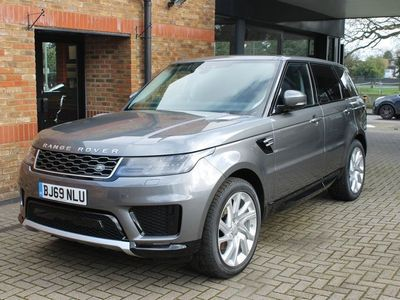 used Land Rover Range Rover Sport SDV6 HSE 5-Door 3.0 5dr