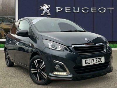 used Peugeot 108 1.2 Puretech GT Line Hatchback 5dr Petrol (82 Ps)