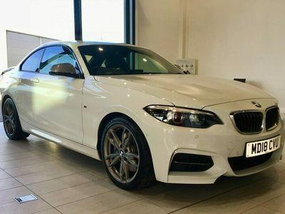 used BMW M240 2 Series2dr [Nav] Step Auto