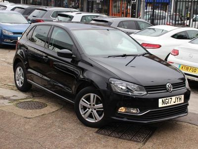 used VW Polo 1.0 Match Edition (s/s) 5dr
