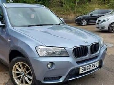 used BMW X3 2.0 20d BluePerformance SE xDrive 5dr