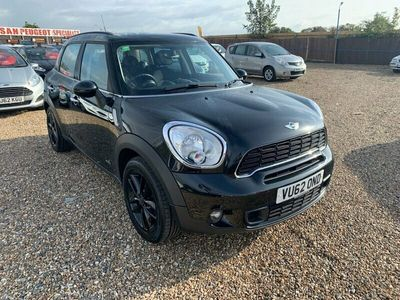 used Mini Cooper SD Countryman 2.0 ALL4 5d AUTO 141 BHP 5-Door