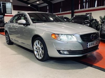 used Volvo S80 2.0 D4 Executive Geartronic 4dr