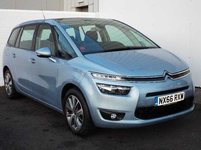 used Citroën Grand C4 Picasso Grand C4 Picass 1.6 BlueHDi Selection 5dr Estate