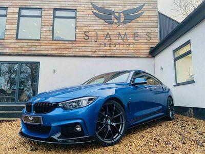used BMW 420 Gran Coupé 4 SERIES GRAN COUPE 2.0 D M SPORT 4d 188 BHP